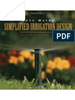 Simplified Irrigation Design, 2nd Edition (Landscape Architecture).pdf