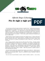 Bryce Echenique, Alfredo - Fin de Siglo y Siglo Proximo