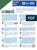 Si vive en edificios o conjuntos, siga estos consejos de MinSalud para el aislamiento