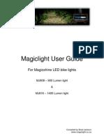 Magic Light User Guide