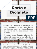 ideas importantes sobre la carta a diogneto
