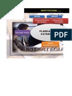 entidad educativa CMI  y perspectivas  Driver MAPA ESTRATEG