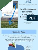 Gestión Integrada de Cuencas, Clave para la Sostenibilidad de SEDAPAL