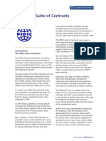 The FIDIC Suite of Contracts Onkmq[1]