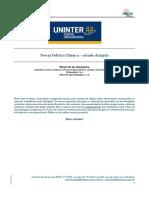 ESTUDO DIRIGIDO - Teoria Política Clássica (1).pdf