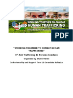 5th Anti Trafficking In Persons Conclave -SILIGURI- WEST BENGAL