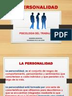 1.6  LA PERSONALIDAD. presentacion