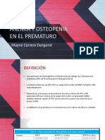 anemia y  osteopenia 2.pptx