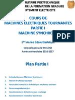 Machines Electriques Tournantes_Document Elèves