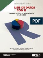 Análisis de datos con R. Una aplicación a la investigación de mercados - Méndez