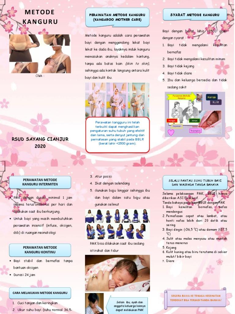 Leaflet Metode Kangguru Fiks