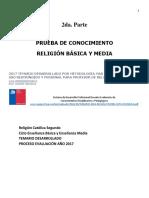 Temario2DesarrolladoReligionPrueba2018