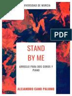 Arreglo Stand by me - Alejandro Cano Palomo