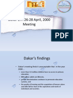 DAKAR EFA 2000
