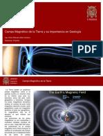 Geología Aplicada - Campo Magnético