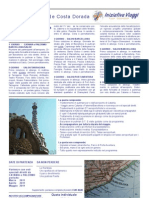 Brochure Iniziativa 2011 a Costa Dorada
