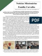 Boletim Informativo Fevereiro 2020