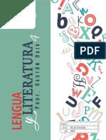 Cuadernillo 2020 de Literatura - 4to 5ta