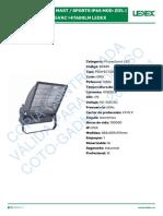 Documentación Ziel 400w - Wall Washer 150w.pdf