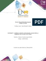 Formato para la elaboración de la actividad 2 - catiana lopez -grupo-15