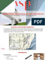 MONITOREO DE CAUDALES ACHUMANI.pptx