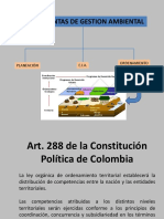 Ordenamiento territorial maritimo colombiano