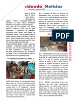 Cuidando Notícias nº 03 - Ano 1 | Projeto Cuidando do Futuro