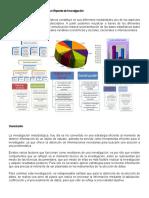 Modalidades de Presentación de un Reporte de Investigación