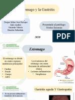 GASTRITIS AGUDA Y GASTROPATIA, LESION POR ESTRES.pptx