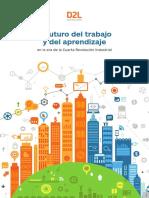 Informe del Futuro del Trabajo y Aprendizaje