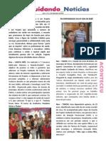 Cuidando Notícias nº 04 - Ano 1 | Projeto Cuidando do Futuro