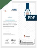 Certificado CVR PRNBCVR01 _ Campus Virtual Romero