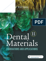 John M. Powers, John C. Wataha - Dental Materials_ Foundations and Applications-Mosby (2016).pdf