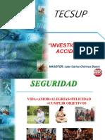 CAPITULO VI ACCIDENTES Y ESTADISTICAS EN MINERIA  2019