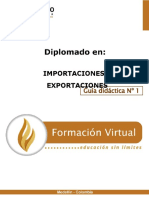 Guía Didáctica 1 - Exportaciones