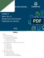 6 .- PPT Sesión 16 y 17      2019 Reparación de motores diesel