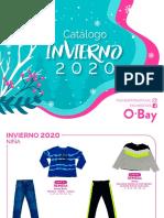 Catálogo Invierno 2020 - Ocean Bay