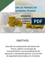 SISTEMA DE FRENOS EN MAQUINARIA PESADA-Semin-expo