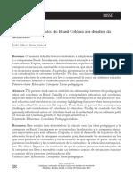 Catequese e educação do Brasil Colônia aos desafios da atualidade