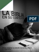 Craig Keener - La Biblia en su contexto en su contexto.pdf