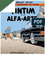 Tintim e a Alfa-Arte