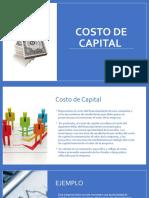 COSTO DE CAPITAL-2DO PARCIAL.pptx