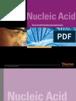 Nanodrop Nucleic Acid