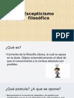 Escepticismo .pptx