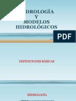 PRESENTACION BASE - HIDRAULICA Y MODELOS HIDROLOGIICOS - MAESTRIA UTM