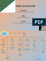 mapa conceptual reforma educativa