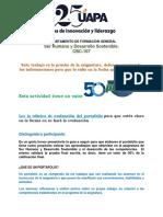 PORTAFOLIO DESARROLLO SOSTENIDO 2020