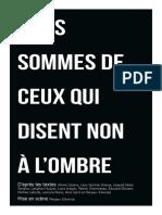 Dossiê Pedagógico de peça francesa - Fanon
