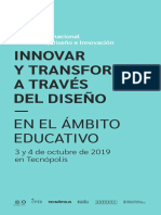 Foro Fábrica 2019 - Programa