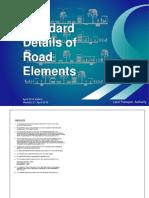 Standard Details of Road Elements